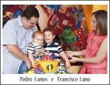 Pedro e Francisco Amado Lopes