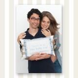 Fernanda e Rodrigo Garavini