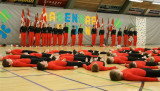 Skibelund Gymnastik- og Idrætsefterskole i Aabenraahallerne 2009