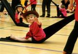 Gymnastikopvisninger i Aabenraahallerne 2009