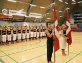 Flemming Efterskole -Gymnastikopvisning i Aabenraa 2008