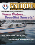 SPRING 2009 Newsletter - Niagara Frontier Antique & Classic Boats