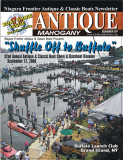 SUMMER 2009 Newsletter - Niagara Frontier Antique & Classic Boats