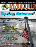 SPRING 2010 Newsletter - Niagara Frontier Antique & Classic Boats