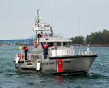 Thanks to the U.S. Coast Guard - Buffalo Division