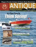 SPRING 2008 Newsletter - Niagara Frontier Antique & Classic Boats