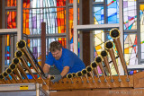 9941 -Antiphonal Organ Installation