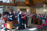 9771 - First Service in the new sanctuary