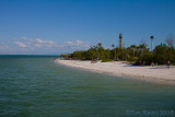 41471 - The beach at Sanibel Island