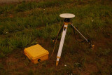 Trimble 5700 and Zephyr Geodetic Antenna Master Station