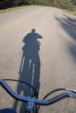 biking back from the Clinic/WiFi