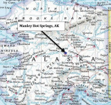 Manley Location Map