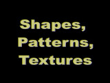 Shapes Patterns Textures
