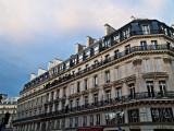 A building in Paris.