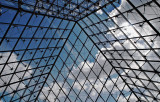 Musee du Louvre - Through the Pyramid #2