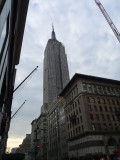 The Empire State Building - From Lexington Ave.