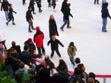 Ice Rink - Rockerfeller Center Concourse #3