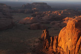 Last Light at Hunt's Mesa 1