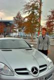Mercedes-Benz SLK Shooting