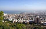Lay of the land Haifa