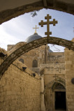 To the Coptic Monastery