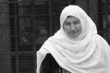 Woman in Muslim Quarter