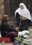 Women in Muslim Quarter