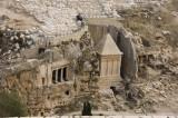 Near Absaloms Pillar
