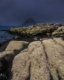 Snow Flurry Elgol