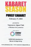 Purely Cabaret