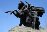 Statue of Kemal Ataturk, Republic Square
