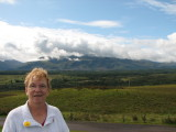 Sharon and the Moorland views