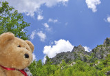 Mount Orjen and clouds to dream about...