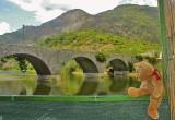 Prince Danilo's bridge.