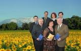Das ÖVP-Team von Eggendorf, Jänner 2010