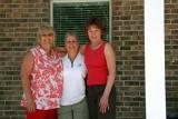 Kathy, Karen and D