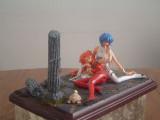 1/8 Rei and Asuka