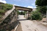 Viejo Puente del Tren a la Salida del Poblado