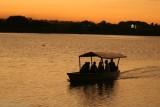 Atardecer en el Lago Peten Itza