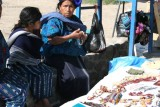 Venta de Articulos Tipicos en la Playa Publica