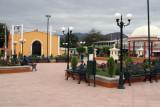 Parque de la Cabecera Municipal