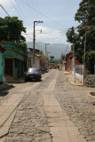 La Mayoria de Calles Conservan su Empedrado