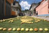 Otra Variedad de Alfombra, Siempre con Fruta Local