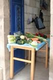 Aqui es Comun Encontrar Ventas de Verduras en las Casas