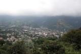 Vista Panoramica de Santa Catarina Barahona y San Antonio Aguas Calientes