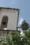 Antiguo Reloj en la Iglesia