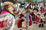 Baile del Venado en Honor a San Juan Bautista
