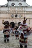 Baile del Venado Frente a la Iglesia