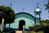 Pequeña Iglesia en la Aldea San Jose El Tablon