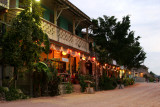 Restaurantes al Lado Oeste de la Isla